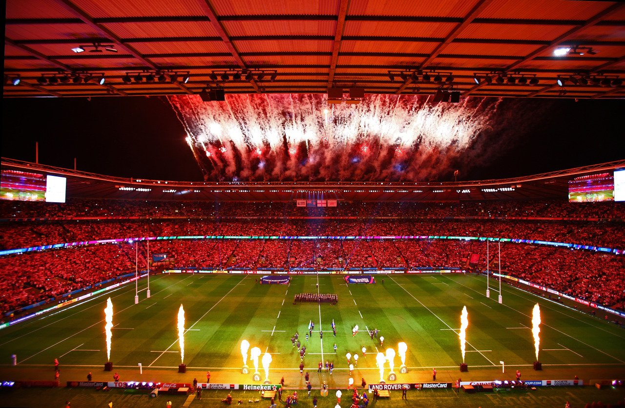 Image result for rugby stadium photos
